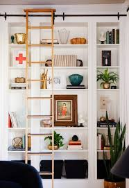 Rolling Bookcases 37 Awesome Ikea Billy Bookcases Ideas For Your Home Digsdigs