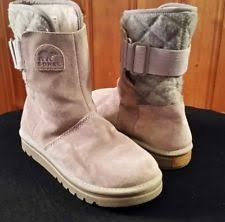 Sorel Tivoli Rugged Canvas Boots Sorel Women U0027s Comfort Boots Ebay