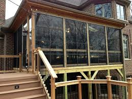 grilling porch screened porch u2013 outdoor living with archadeck of chicagoland