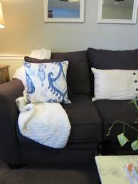 throw pillows and a giveaway