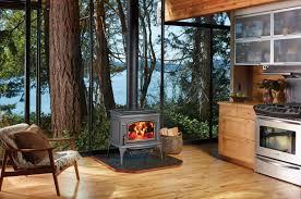 lopi rockport hybrid fyre wood stove h2oasis