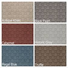 chateau classic pattern area rug collection