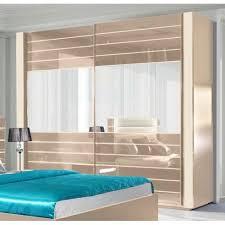 meuble design chambre armoire lina cappuccino et blanc crème tout équipée meuble design