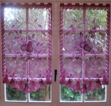 Hunter Green Kitchen Curtains by Best 25 Purple Kitchen Curtains Ideas On Pinterest Purple
