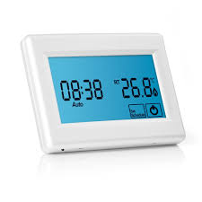 prowarm protouch touchscreen white electric thermostats