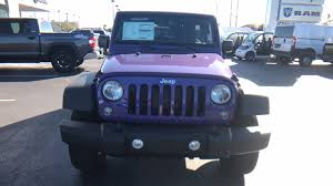 jeep wrangler unlimited sport blue new wrangler unlimited for sale in orlando fl orlando dodge