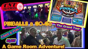 1291 pintastic new england pinball u0026 game room show u0026 fun tnt
