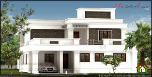 Attractive House Designs by Architecture Design Kerala Interior Design