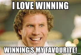 Winning Meme - i love winning winning s my favourite elf smiling meme generator