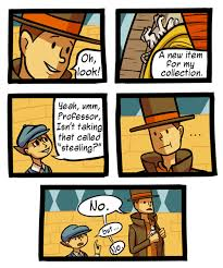 Professor Layton Meme - memebase professor layton all your memes are belong to us