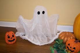 cheesecloth ghost leprechaun tricks
