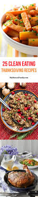 12 of the best clean thanksgiving recipes for a healthy