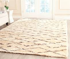 Brown And White Area Rug Safavieh Casablanca Csb847a White Brown Area Rug