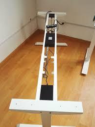 Adjustable Height Desk Electric Ikea by Motorised Standing Desk Best Home Furniture Decoration