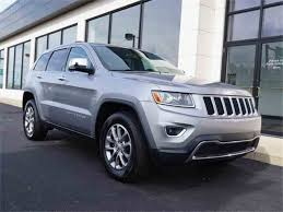 2014 blue jeep grand cherokee 2014 jeep grand cherokee for sale classiccars com cc 959931