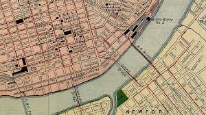 City Of Cincinnati Flag Then And Now An Interactive Look At Downtown Cincinnati U0027s Past