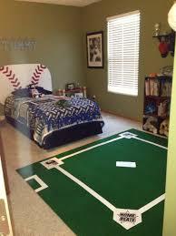 Golf Area Rug by Diy Baseball Field Rug For Baseball Lovers Room Went To Menards