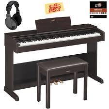 yamaha ydp 103r arius console digital piano dark rosewood w