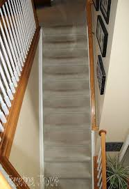changing carpeted stairs to wooden stairs hometalk