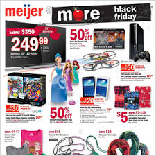 meijer s thanksgiving black friday and saturday ads are here