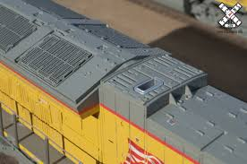 rivet counter ho scale union pacific ge tier 4 gevo c45ah