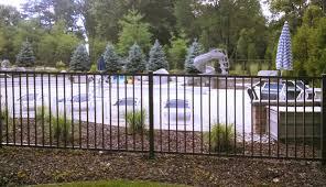 fence design pool fences photo fence aluminum design ideas