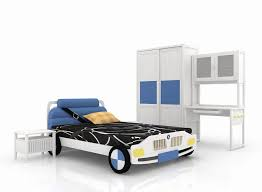 cute car beds to drive your kids to dreamland