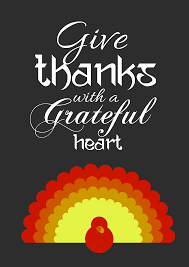 thanksgiving or thanks for shopping an entrepreneurial