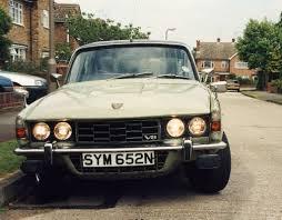 curbside classic coal 1970 rover 3500s v8 p6 u2013 u201csell it now i
