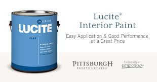 lucite interior paint from pittsburgh paints u0026 stains