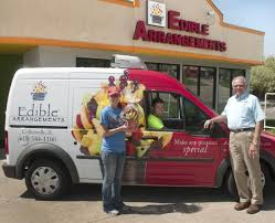 edible delivery metro east business offers more than a fruit basket local