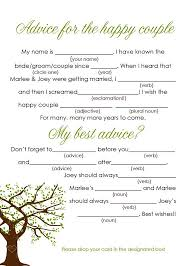 wedding mad libs template 15 mad libs for your wedding bestbride101