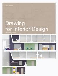 Interior Design Books by Drawing For Interior Design Amazon Co Uk Drew Plunkett