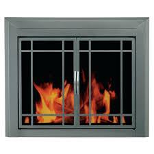 electric fireplace heater insert home depot dark wood stand