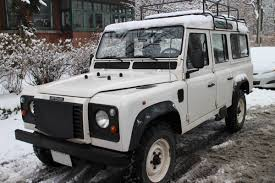 defender land rover 1997 1997 land rover defender 110 lhd bramhall classic autos