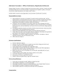 Substance Abuse Counselor Resume Sample by Professional Counselor Resume Sample Cover Letter From A