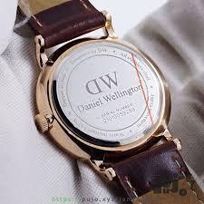 Beda Jam Tangan Daniel Wellington Asli Dan Palsu beda jam dw daniel wellington asli dan palsu petunjuk onlene maret