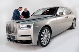 phantom roll royce by design rolls royce phantom viii automobile magazine