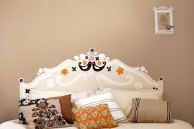 paint your own headboard home decorating tips u0026 ideas bedroom