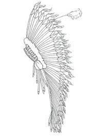 coloring pages of indian feathers native american indian coloring books and free coloring pages