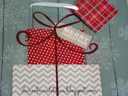 our hopeful home christmas gift bag wall art