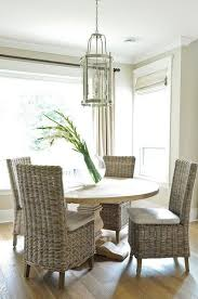 rattan kitchen furniture wicker kitchen chairs coredesign interiors dining table with