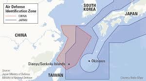 map us japan why china s air zone incensed japan u s cnn