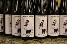 wine bottle favors amazing decorated wine bottle ideas your own winery