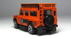 land rover 110 truck first look matchbox 60th anniversary land rover defender 110