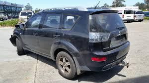 mitsubishi wagon 2007 mitsubishi outlander wagon 2 4l petrol auto wollongong