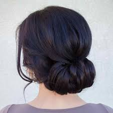 best 25 chignon updo ideas on pinterest simple hair updos