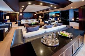 Home Design Inside Style Luxury Yacht Interior Design