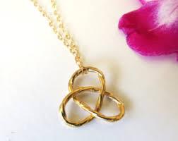 necklace pendant knots images Gordian knot etsy jpg