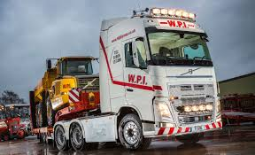 hgv volvo volvo fh is u0027best looking truck on the road u0027 says wpi group ltd